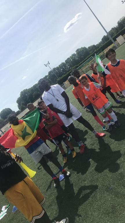 STAGE DE RENTREE ECOLE DE FOOT